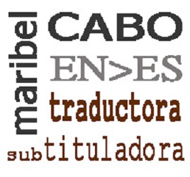 Maribel Cabo | Traductora, transcreadora y subtituladora