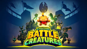 Amazing Battle Creatures. RPG for iOS and Android, from Glu