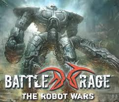 Battle Rage: The Robot Wars. Third person shooter, from Data Design
