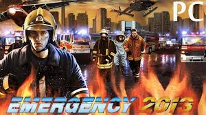 Emergency 2013. Real-time strategy, from Deep Silver
