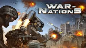 War of Nations. Strategy and war game for iOS and Android, from Gree